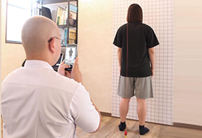 検査の写真