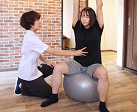 トレーニング指導写真3
